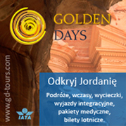 Golden Days Tours - Discover Jordan